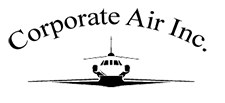 Corporate Air Inc. Logo